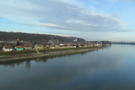 Pannonian House on the river Danube - Apartment