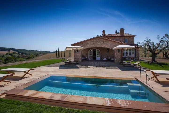 Villa La Salina Etruscan Coast