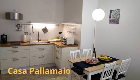 Casa Pallamaio Historic Center Vicenza TopCleaning