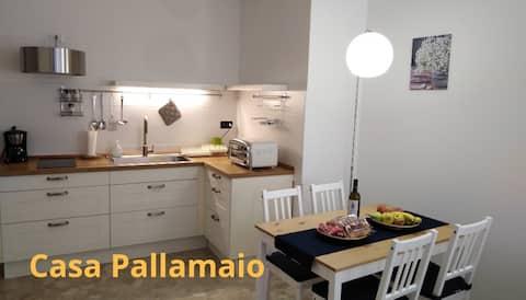 Casa Pallamaio Historické centrum Vicenza TopCleaning