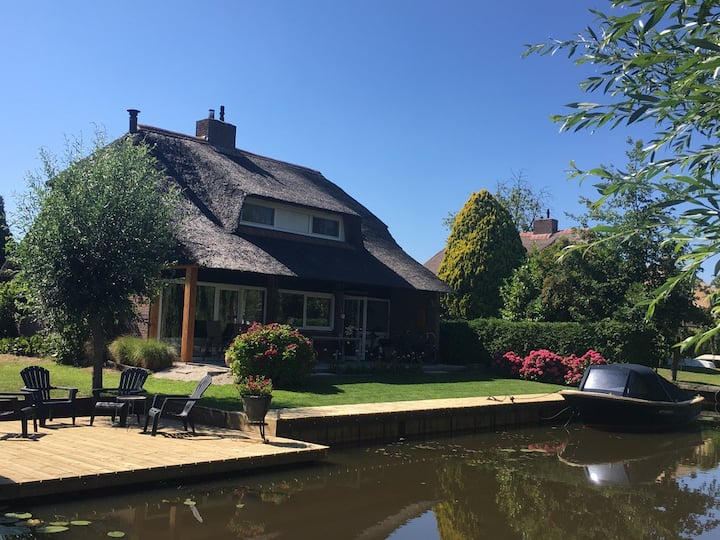 Vacation home near Giethoorn