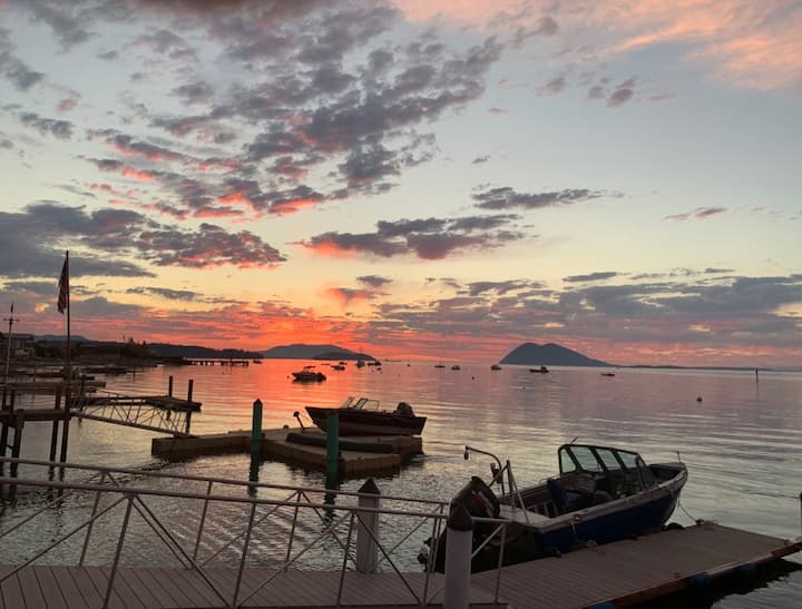 Samish Island Waterfront Oasis