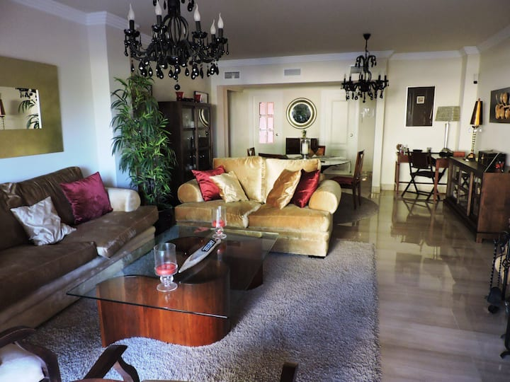 Precioso apartamento en Sotogrande. 1ªs calidades