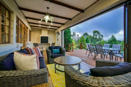 Unmatched views, private and clean accommodation