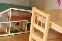 Vintage dollhouse 'Lundby'