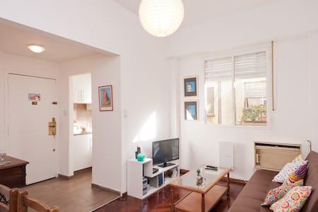 Bright & Super centric!  - Buenos Aires - Wohnung