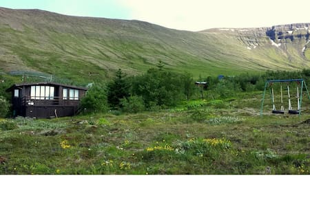 Summer house close to Reykjavik - Mosfellsbær  - 통나무집