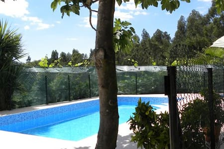 Floor1 in House with Pool 2-7people - Paredes Municipality - Leilighet