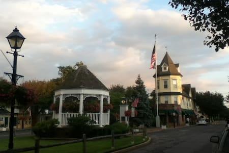 Amityville Village - Centrum - Amityville