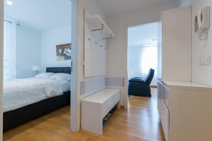 Welcome to the Njegoševa Apartment in Ljubljana