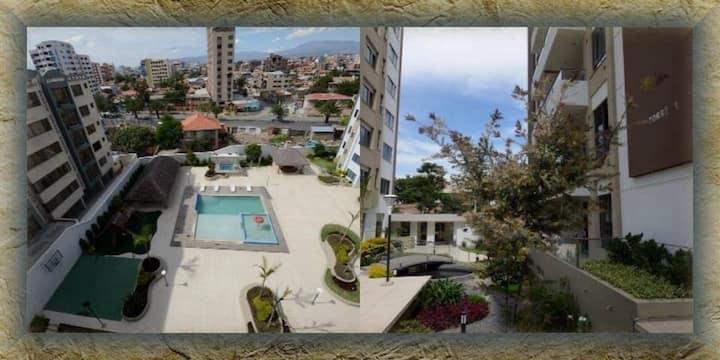 Private apartment in Cochabamba