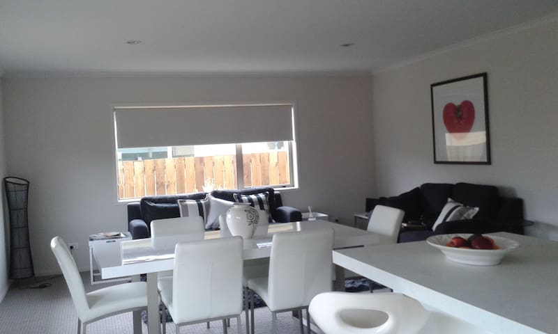 Fresh comfortable room/private bathroom/breakfast - Dunedin - Bed & Breakfast
