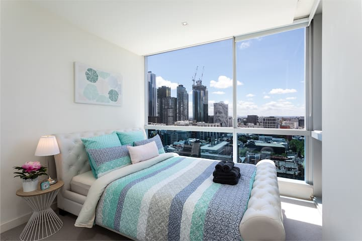CBD Perfect Location,Great View, Free Parking POOL