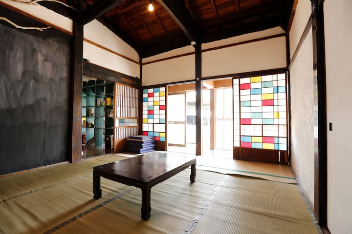 over-150-year-old traditional house - Futtsu - House