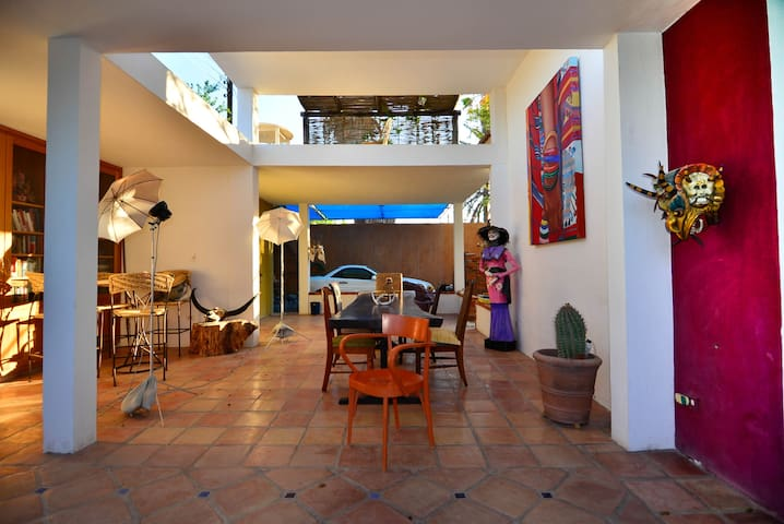 Great Space For Baja Living! Casa Xochitl - El Centenario - Bed & Breakfast