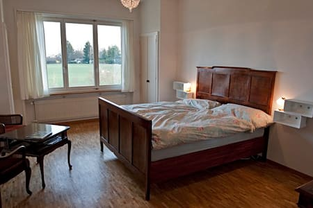 B&B overlooking the Alps - Berna - Bed & Breakfast