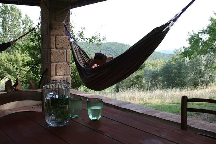 Relax in Tuscany - Tatti - วิลล่า