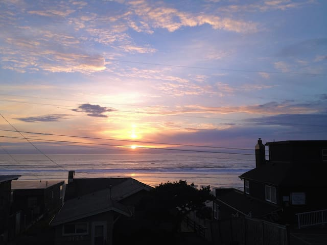Bring the family & dog to the beach - Lincoln City - Apartment