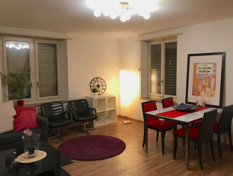Only 1 min from the train station uster appartamenti in affitto a uster z rich svizzera - Bagno 90 minuto ...