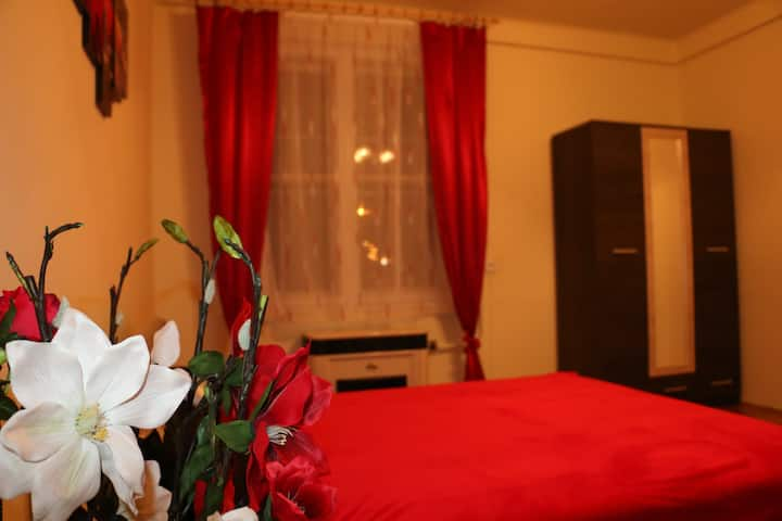 Cosy apartment near to the Diósgyőr Castle