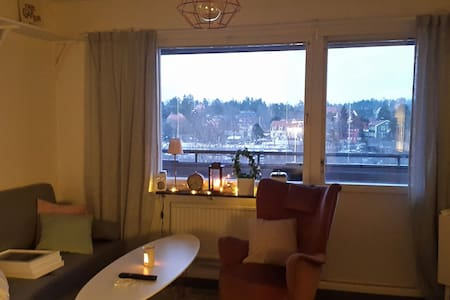 Fresh apartment with nice balcony - Wohnung