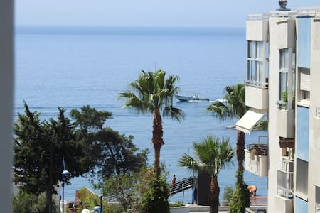 Modern 1- bedroom Apartment in Tourist Area - Agios Tychon - Wohnung