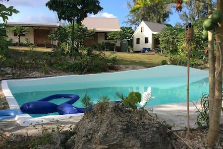 Teouma Reef Resort Narpow Point Bungalow 2