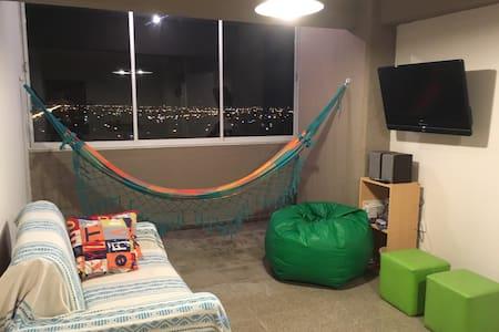 Dormitorio privado en departamento equipado - Resistencia