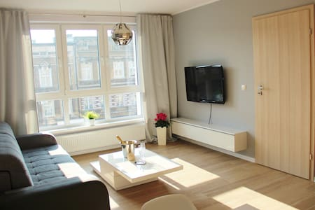SMM Apartments - Apartament Stettin - 甚切青(Szczecin)