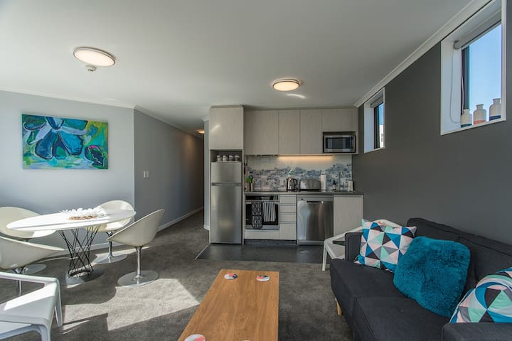 Stunning modern apartment in central Wellington - Wellington - Byt