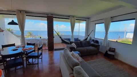 Casa Mirante do mar- Praia do Saco-Sergipe