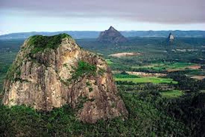 Glass House Mountains home. - Glass House Mountains - Ev