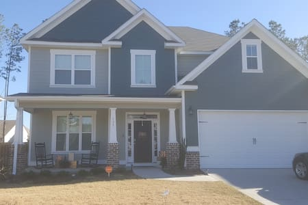 Masters special only! Beautiful 5 bedroom home - Grovetown - House