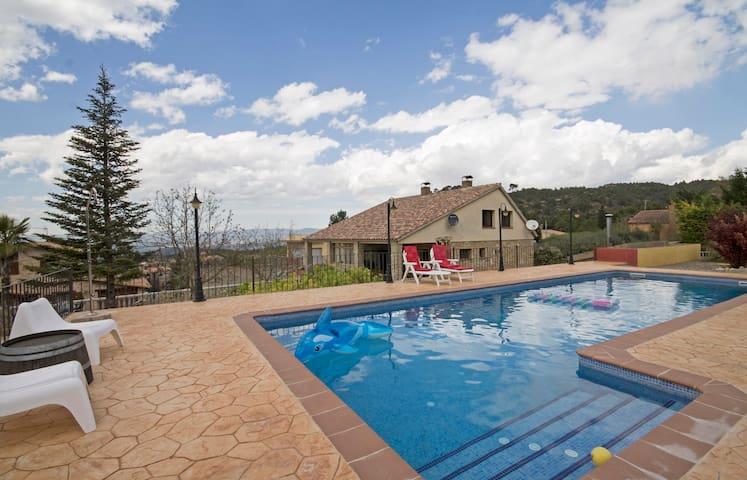 Maison typique à Prenafeta-Montblanc