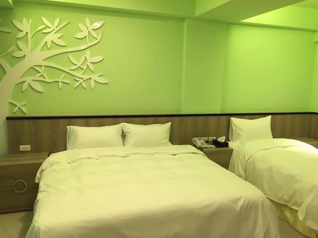 野柳海洋之家-海景三人房 - Wanli District - Bed & Breakfast