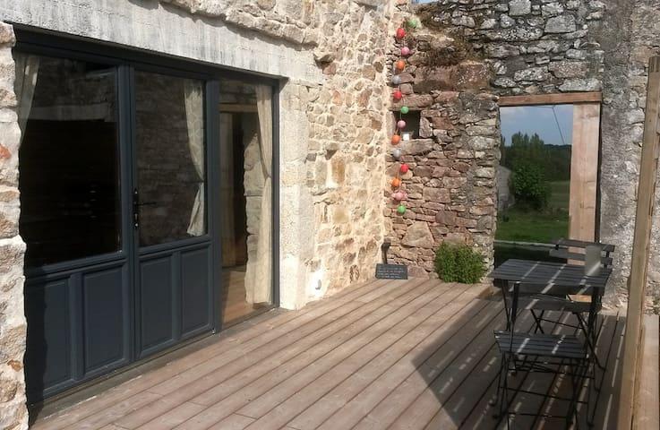 Dépendance privée de 24 m² en campagne - Legé - Dom