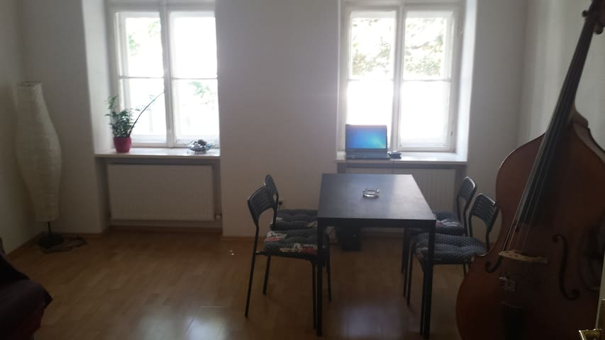 Quiet apartament close to the subway - Wien - Wohnung