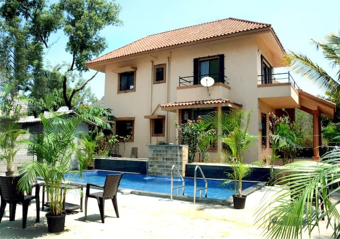 Prasad villa with private pool