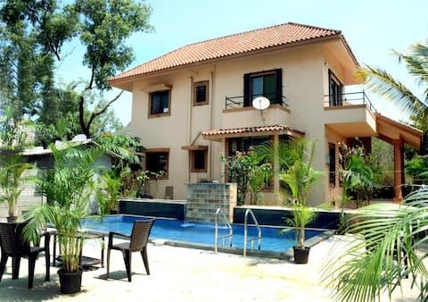 Nest Villa With Private Pool