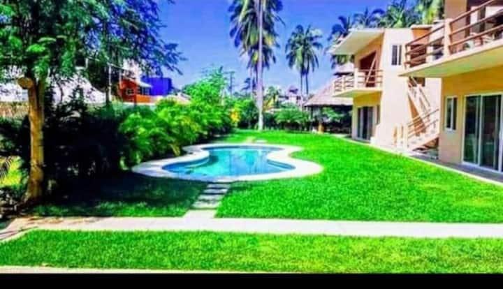 Villas en renta Bonfil Acapulco