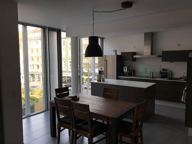 Luxus Wohnung in zentraler Lage - Saarbrücken - Apartment