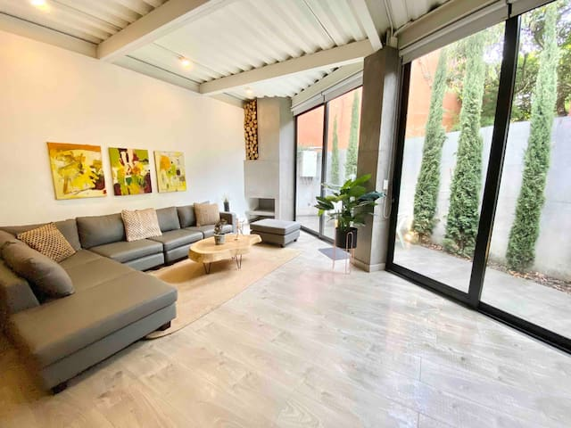 London Loft Zona G with Garden Private