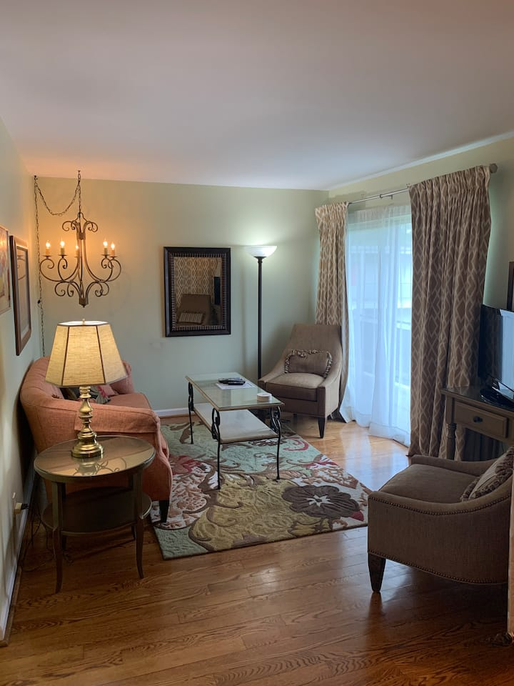 Private Apartment in Beautiful Webster Groves - C2