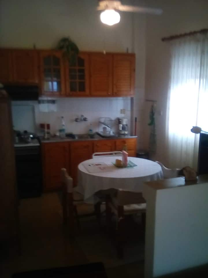 Appartment in Kastro, Killini