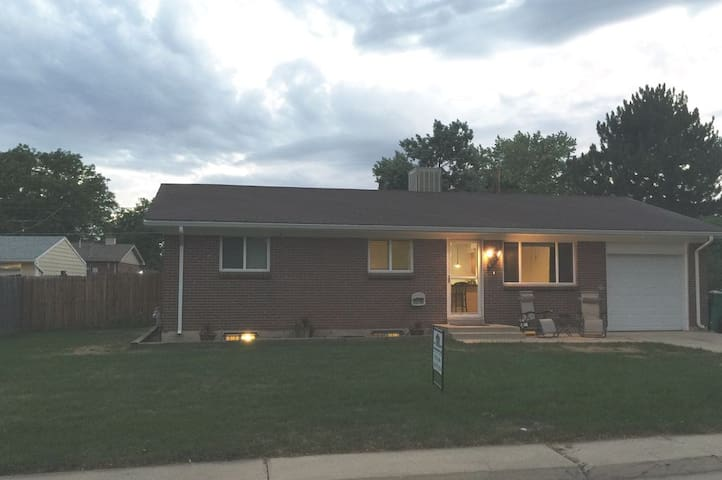 Great house in Berkeley Regis - Arvada - Casa