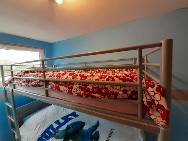 Chambre privée 2 lits