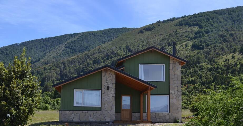 Cabaña en San Martin de los Andes, Lago Lolog.