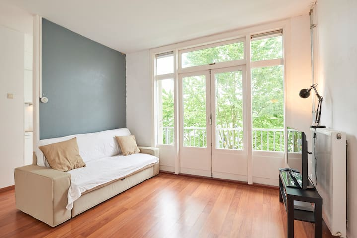 Comfortable Bright Westerpark Apartment