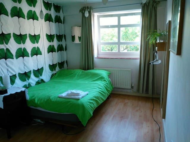 Double bed in the heart of Hackney - Londres - Pis