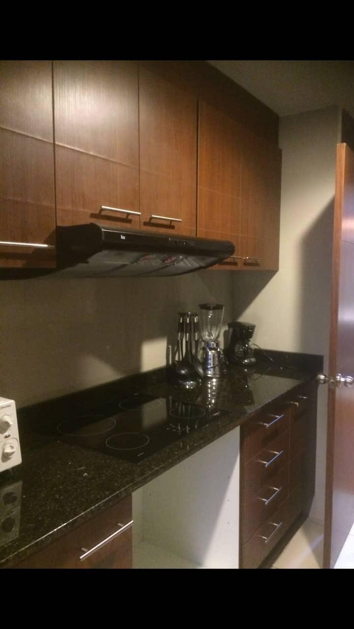 Privet apartment. Centric. In Quito